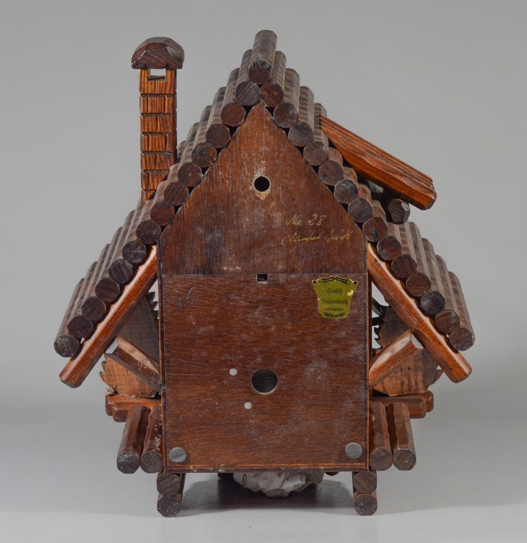 Bruno Spath German cuckoo clock, new in box - 8