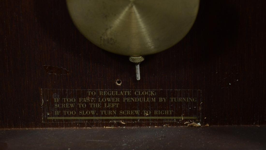 Replica regulator calendar clock by HT Clockmakers - 6