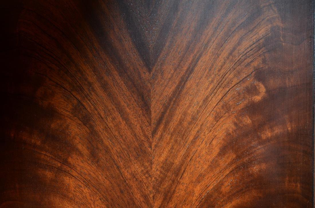 Henkel Harris mahogany entertainment cabinet - 3