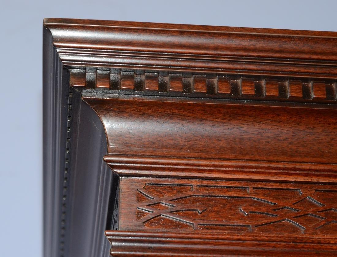 Henkel Harris mahogany entertainment cabinet - 5