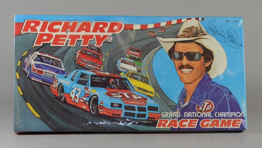Richard Petty Grand National Champion Race Game