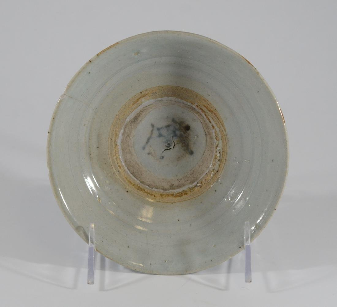 Song-Ming Dynasty grey glazed small bowl - 2