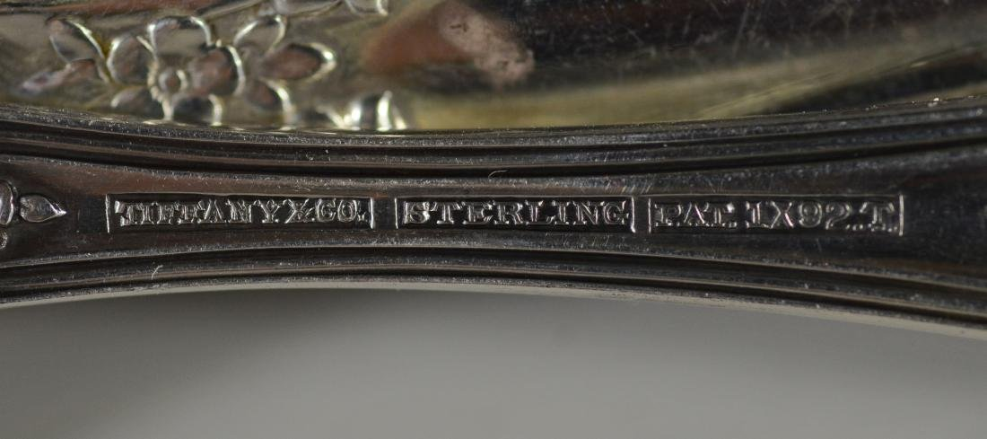(57) pieces Tiffany & Co Richelieu sterling flatware - 5