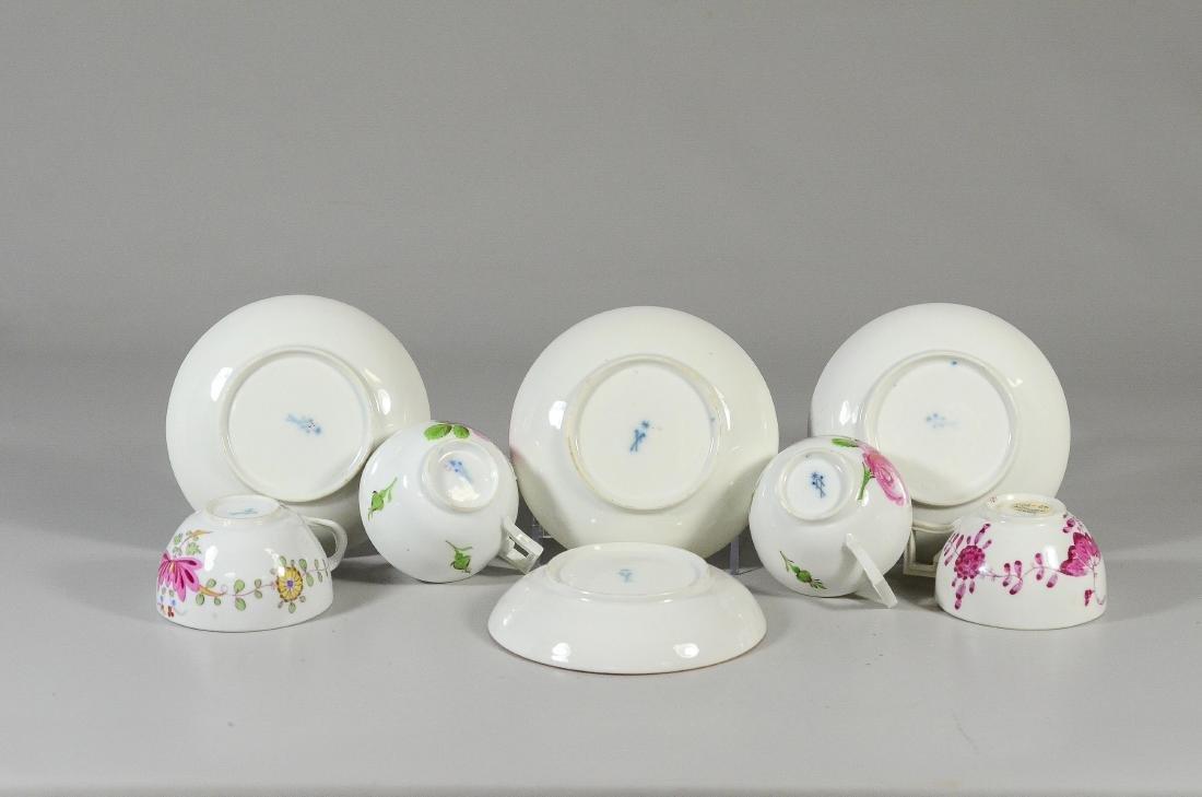 (8) Pieces Marcolini Meissen Porcelain - 4