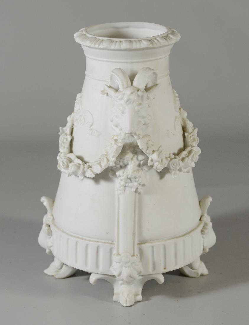 13 pc Volkstedt Porcelain Parian Classical Centerpiece - 13