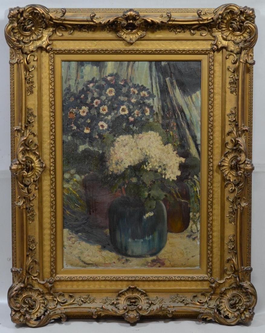 Everett Lloyd Bryant Still Life Flowers in Vase - 4