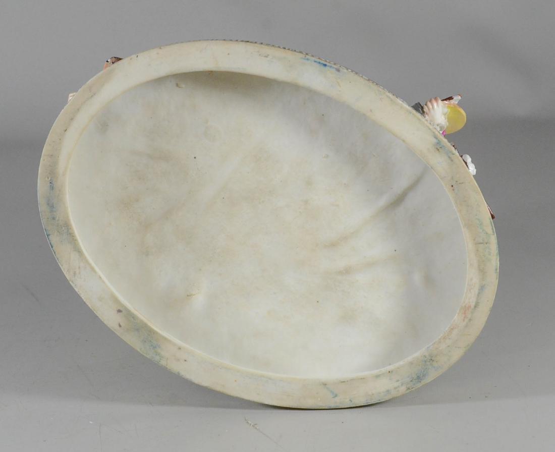 "Royal Vienna-type porcelain allegorical group of ""Art"" - 4"