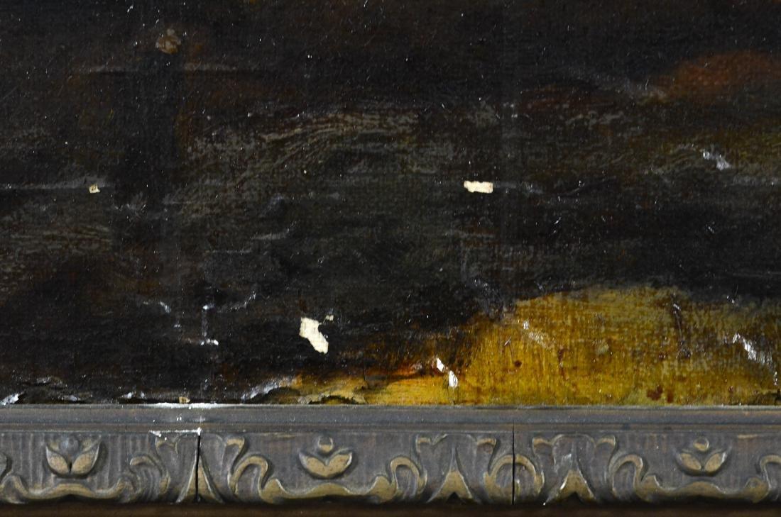 Charles Appel,  tonalist landscape oil on canvas - 2