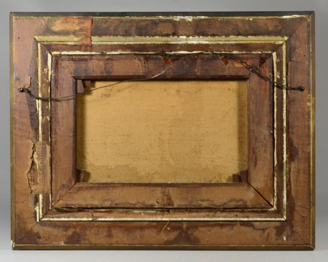 Charles Appel,  tonalist landscape oil on canvas - 5