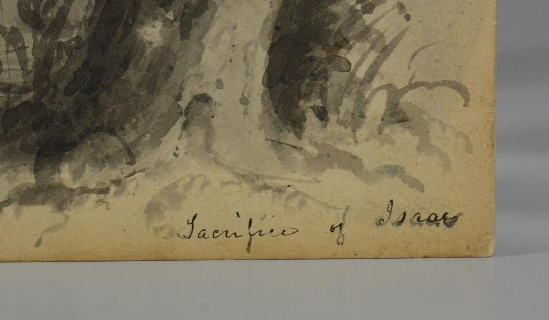 Fielding Lucas, watercolor portrait of gentleman - 6