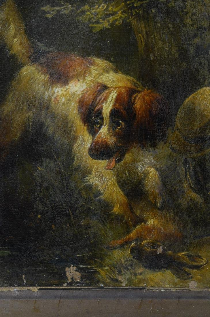 Henriette Ronner Knip, two paintings of dogs - 4