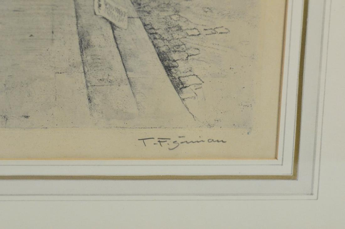 Tavik Fantisek Simon, (4) aquatint etchings - 4