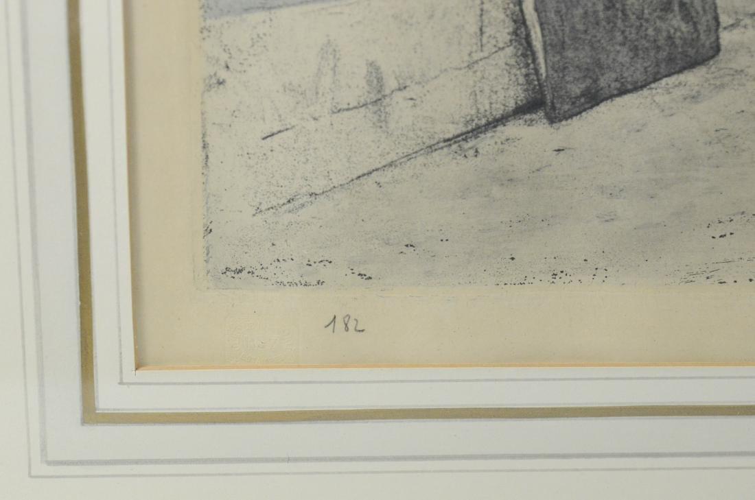 Tavik Fantisek Simon, (4) aquatint etchings - 5