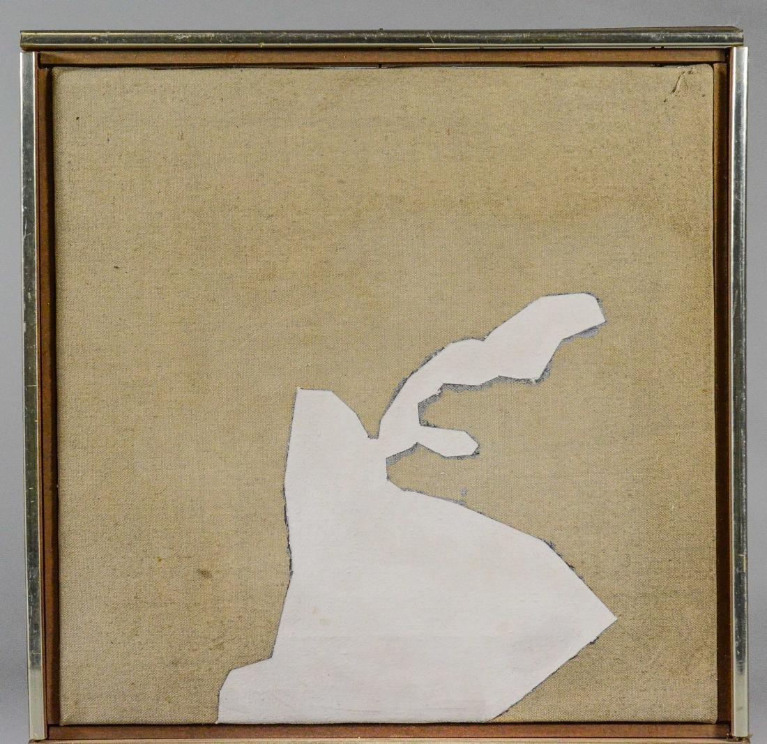 "Robert Arthur Goodnough, abstract ""White Reach"" - 2"