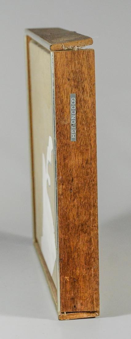 "Robert Arthur Goodnough, abstract ""White Reach"" - 3"