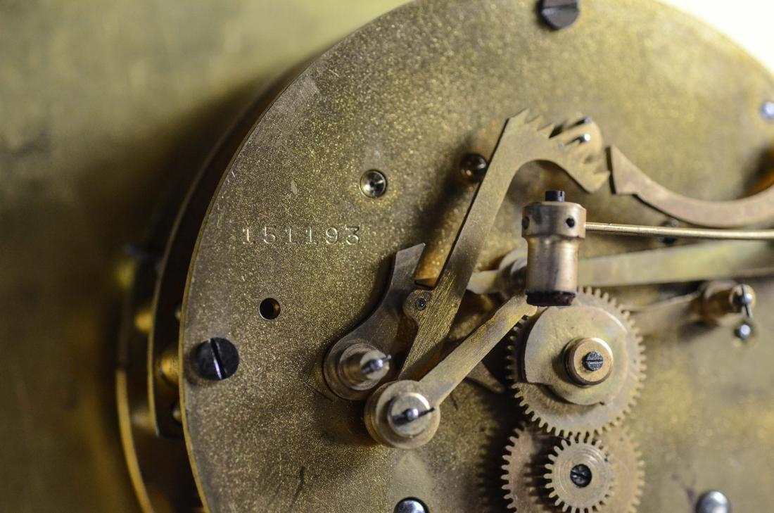 Tiffany & Co Chelsea brass ships clock - 10