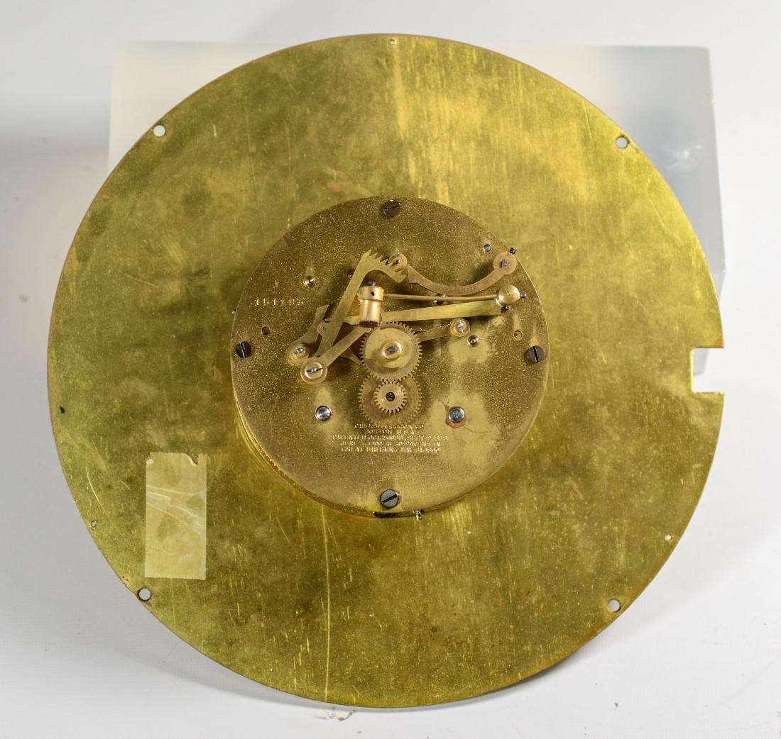 Tiffany & Co Chelsea brass ships clock - 2