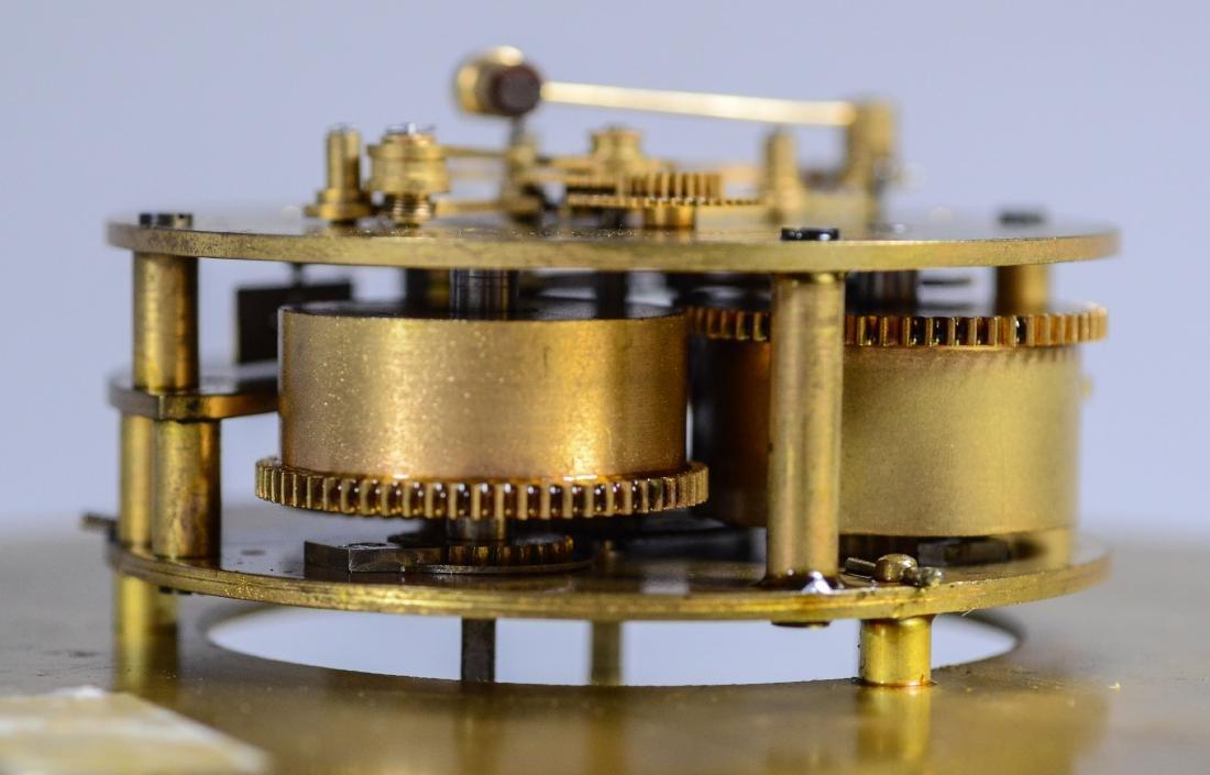 Tiffany & Co Chelsea brass ships clock - 5