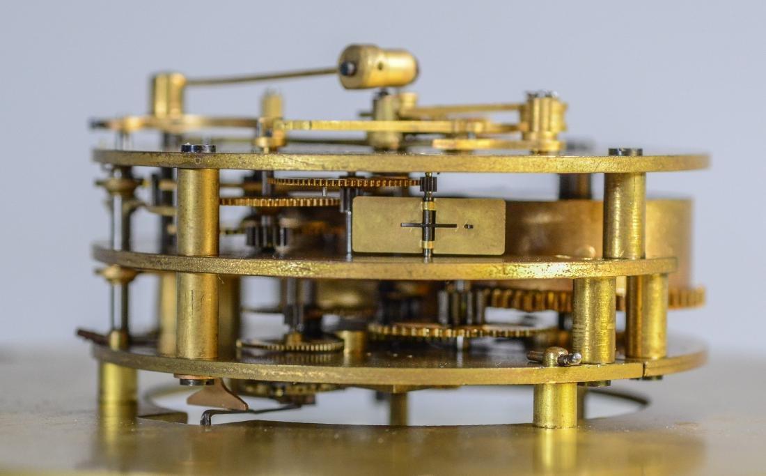 Tiffany & Co Chelsea brass ships clock - 6