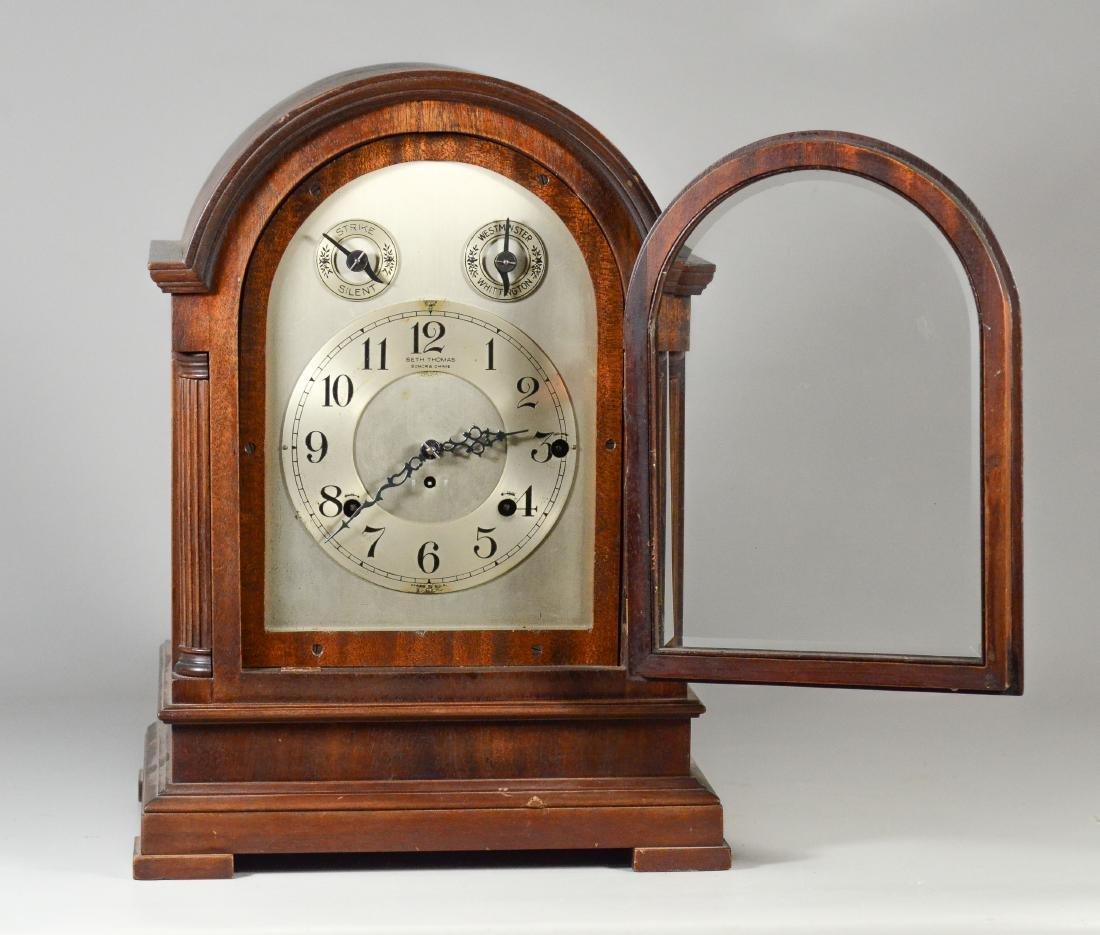 Seth Thomas Chime Clock No 2000, Sonora 8 bell chimes - 2