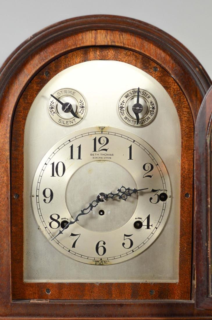 Seth Thomas Chime Clock No 2000, Sonora 8 bell chimes - 3