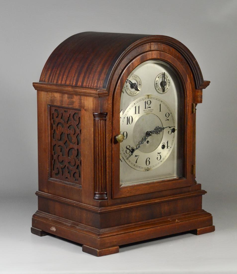 Seth Thomas Chime Clock No 2000, Sonora 8 bell chimes - 4