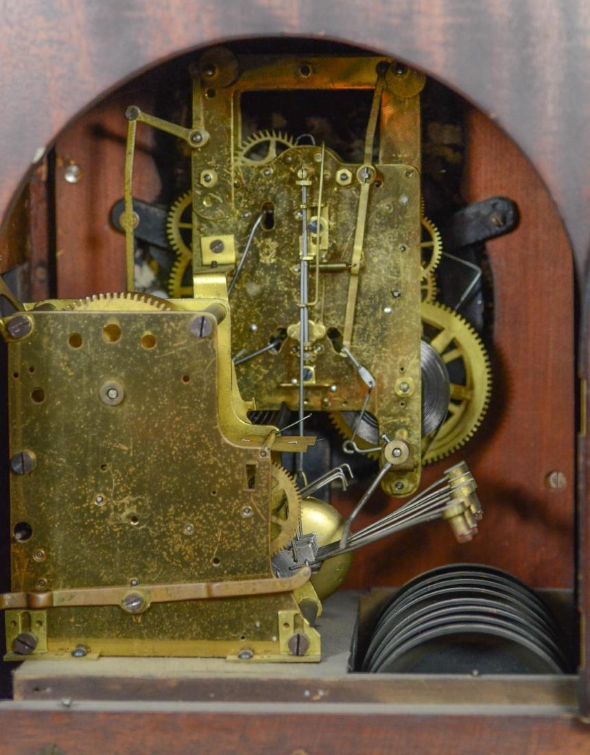 Seth Thomas Chime Clock No 2000, Sonora 8 bell chimes - 7