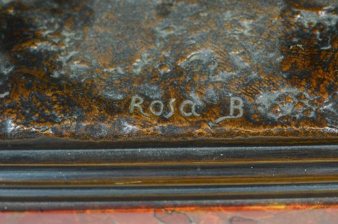Rosa Bonheur, Le Taureau Bronze Bull Sculpture - 4