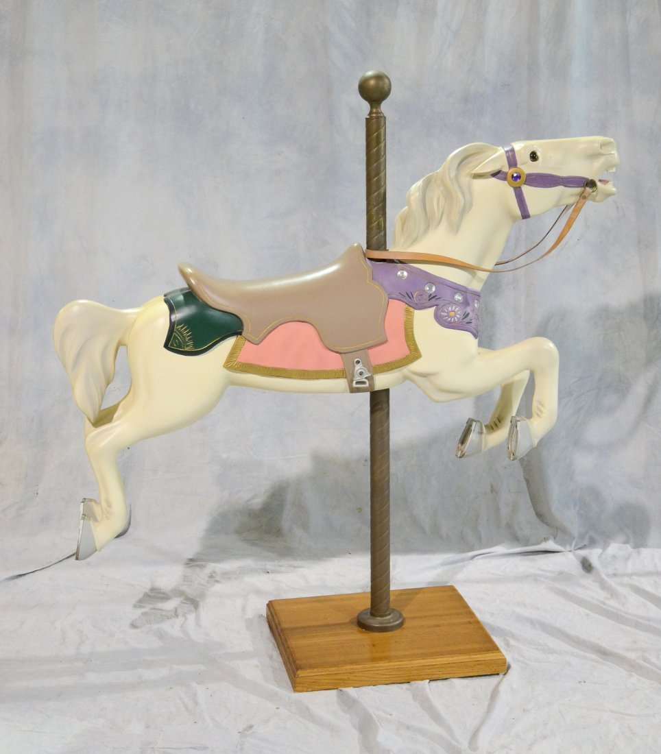 Contemporary Reproduction Carousel Horse