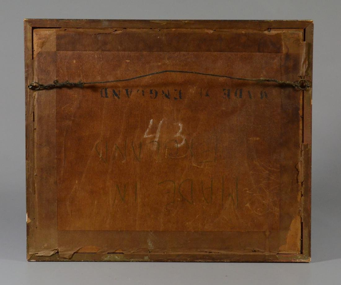 19th Century Needlepoint and Beadwork Panel - 4