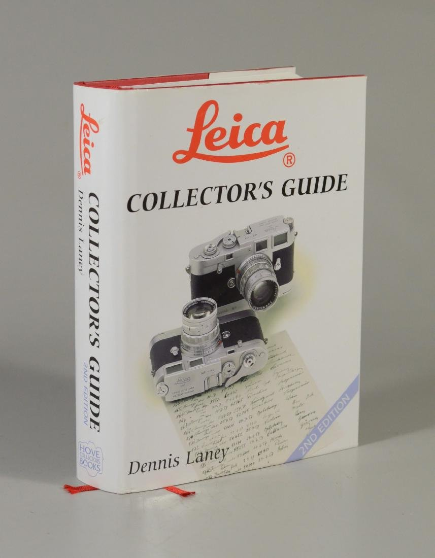 Leica Collectors Manual, Dennis Laney, 2nd Ed, 2004