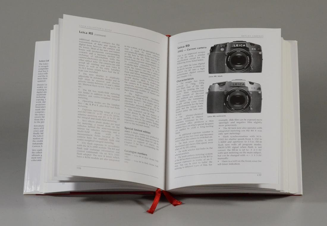 Leica Collectors Manual, Dennis Laney, 2nd Ed, 2004 - 3