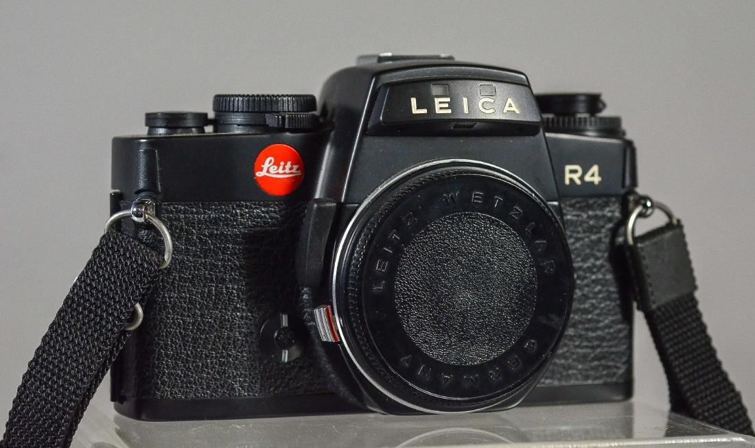 Leica R4 35mm SLR camera & Vario Elmar-R lens - 3