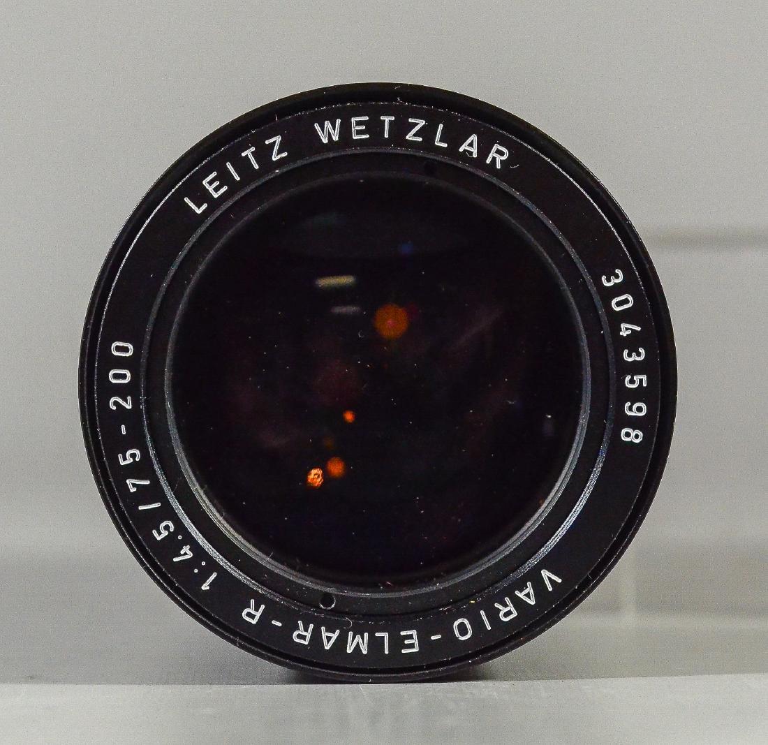 Leica R4 35mm SLR camera & Vario Elmar-R lens - 7