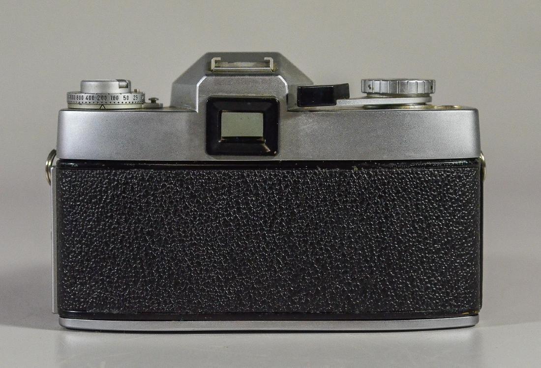 Leicaflex 35mm SLR camera & Leitz Wetzler Summicron len - 5