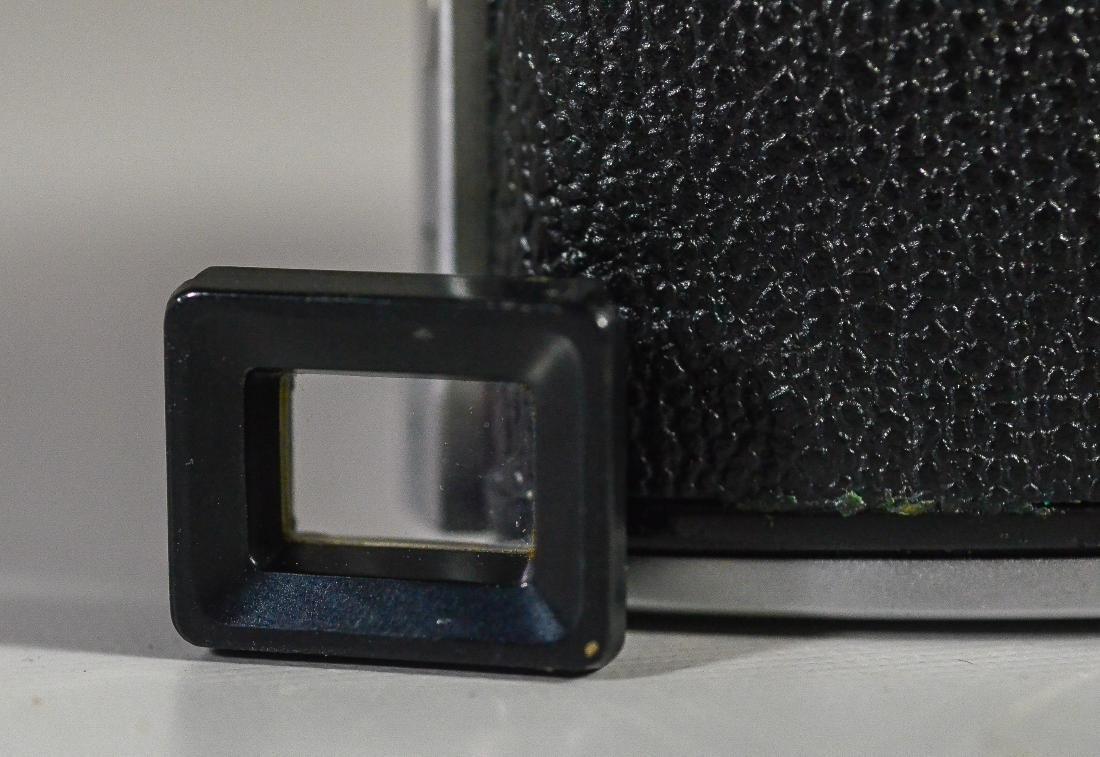 Leicaflex 35mm SLR camera & Leitz Wetzler Summicron len - 6