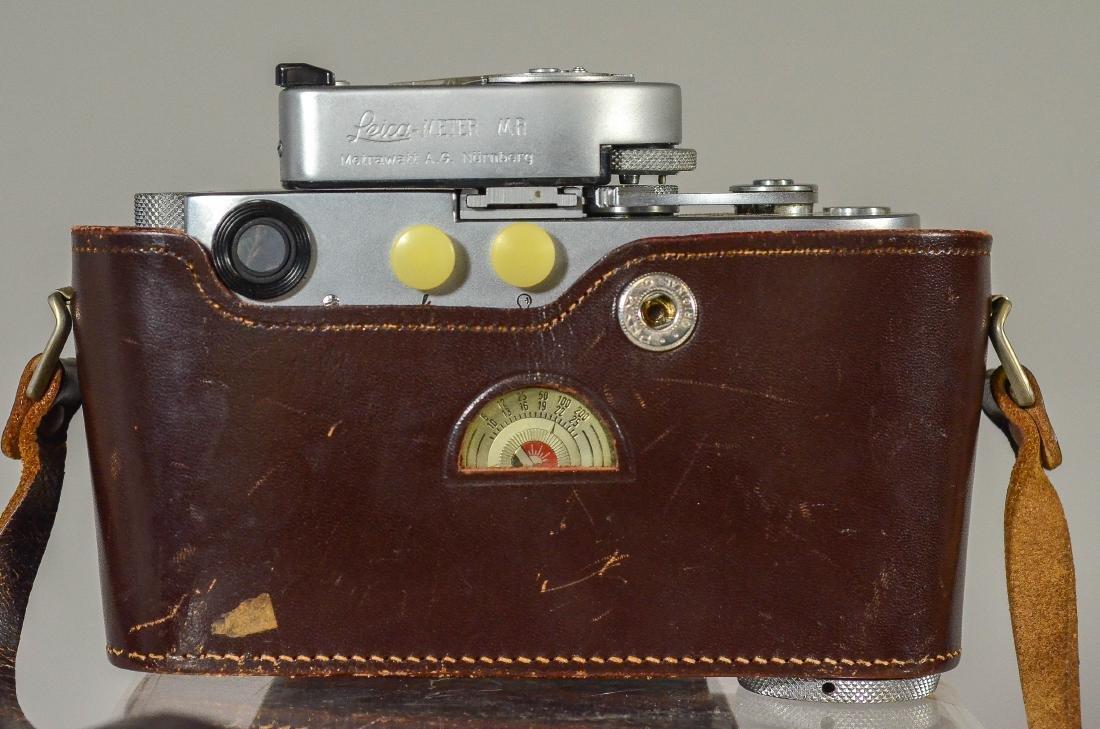 Leica M3 35mm rangefinder camera & lens - 10