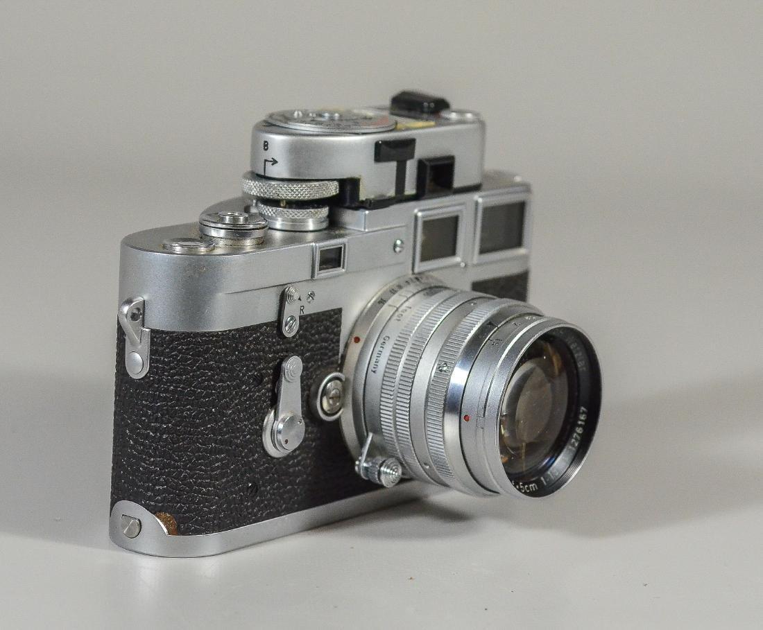Leica M3 35mm rangefinder camera & lens - 3