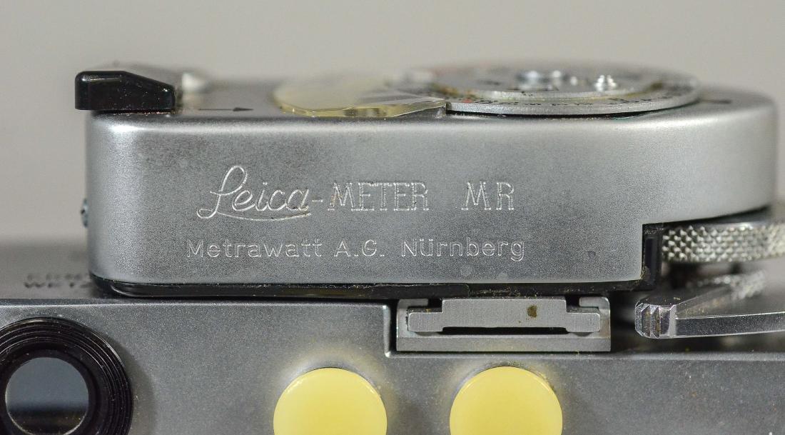 Leica M3 35mm rangefinder camera & lens - 5