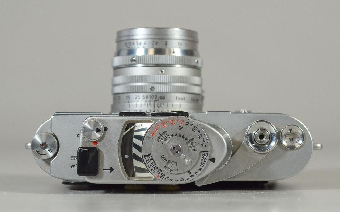 Leica M3 35mm rangefinder camera & lens - 6