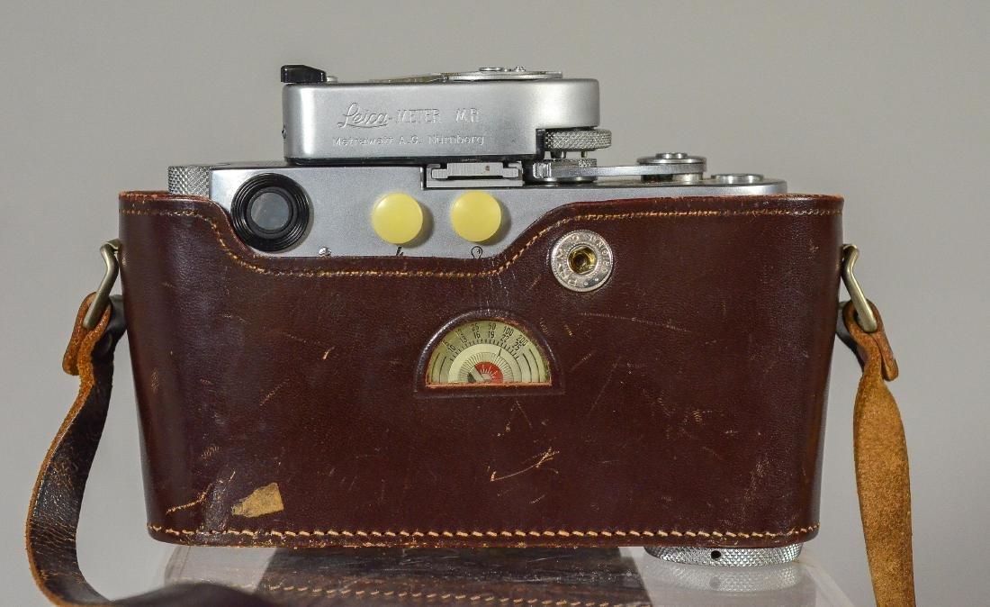 Leica M3 35mm rangefinder camera & lens - 9