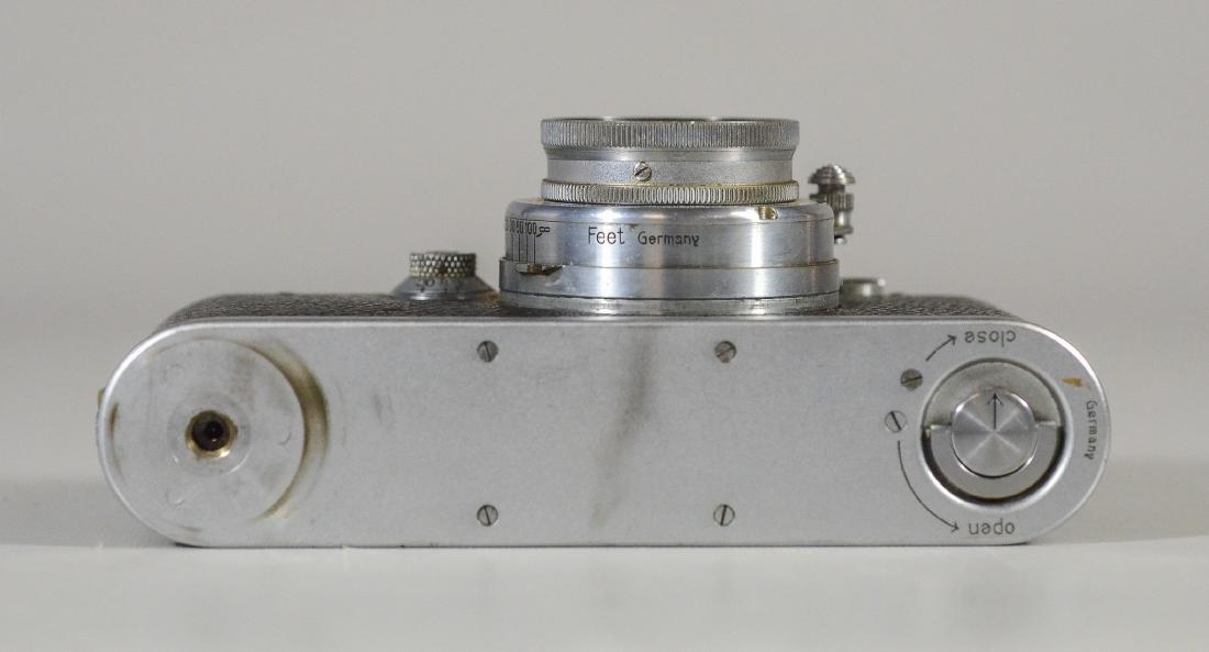 Leica IIIa 35mm rangefinder camera & lens - 6