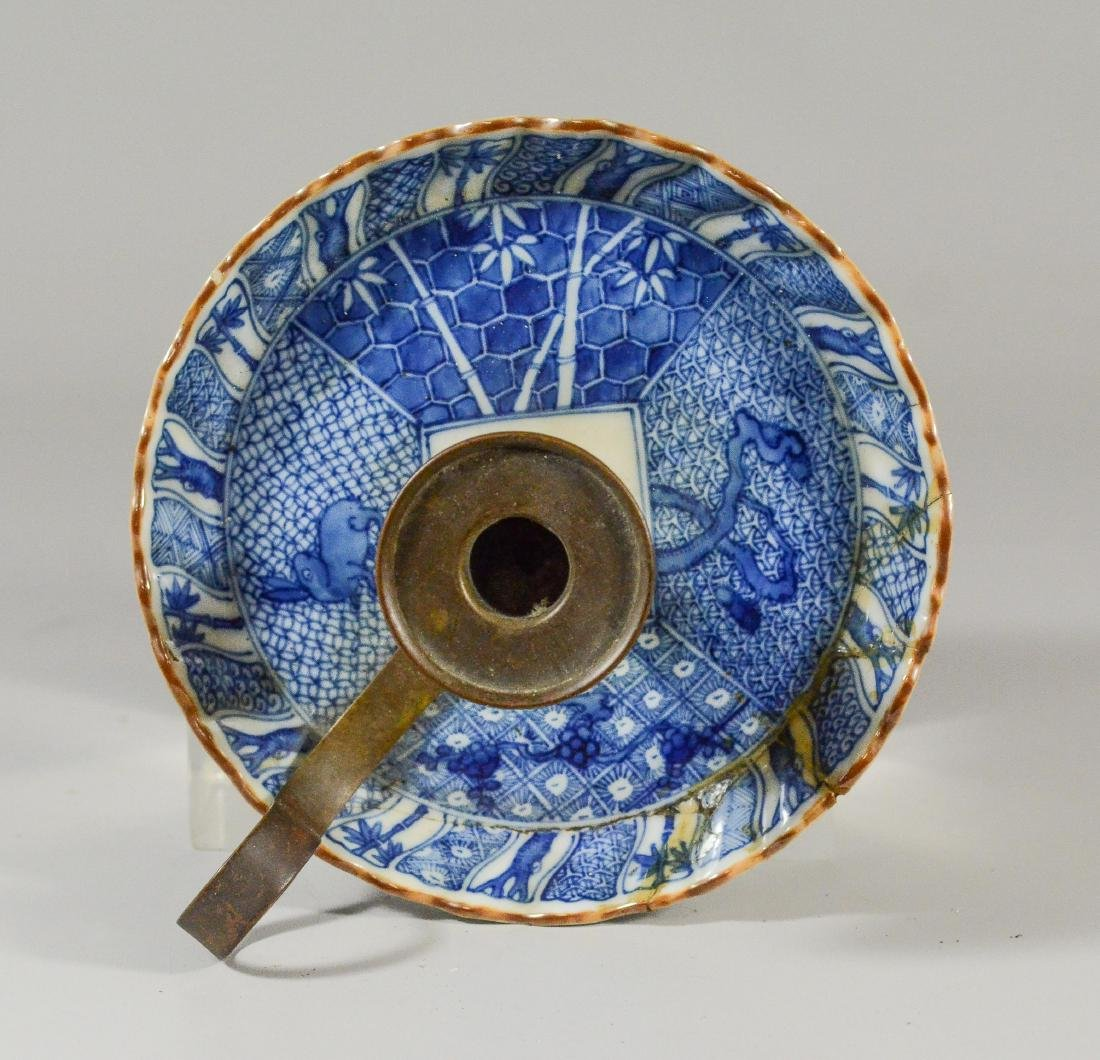 Ming Dynasty Chinese porcelain bowl - 2
