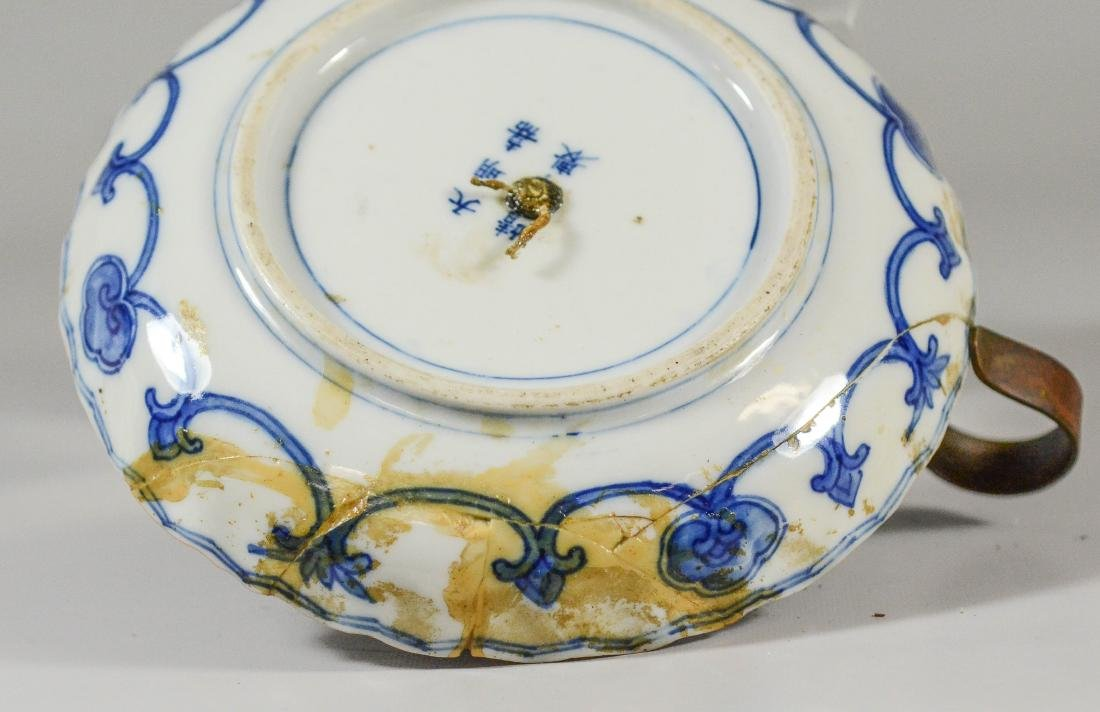 Ming Dynasty Chinese porcelain bowl - 5