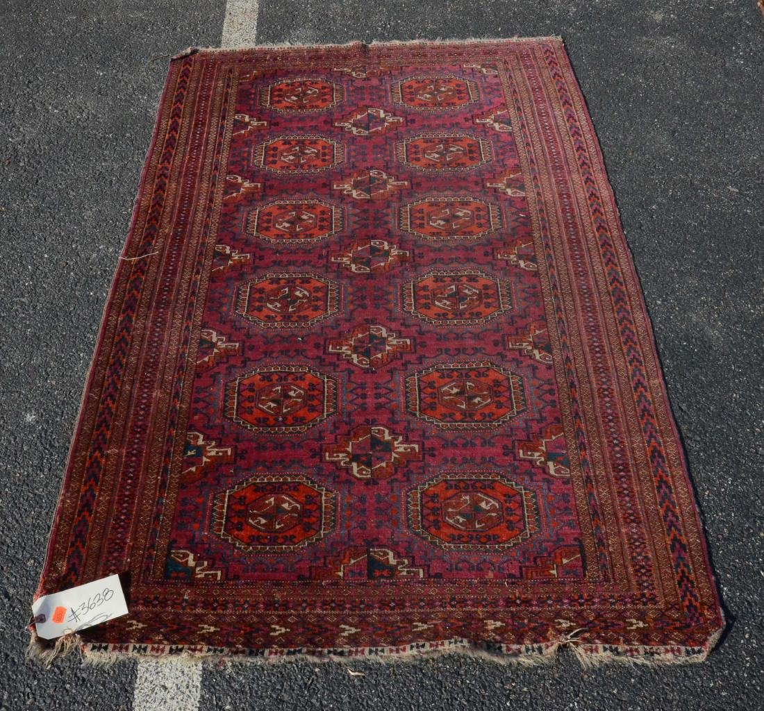 "3'7"" X 5'10"" Turkish Rug"