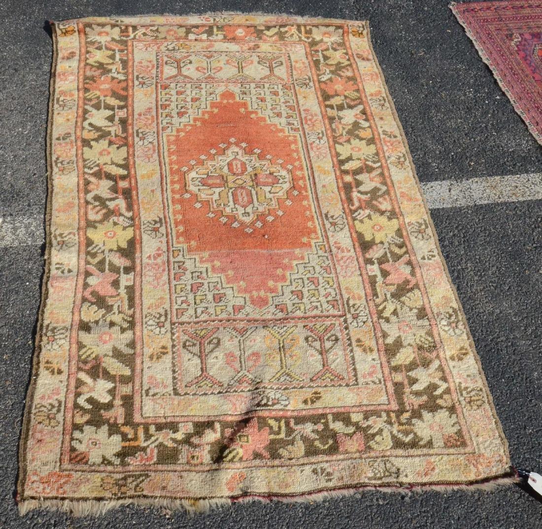 """3'4"""" X 5'6"""" Hamadan Carpet"""