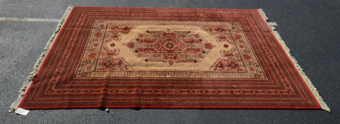 "8'2"" X 11'4"" Turkish Carpet"
