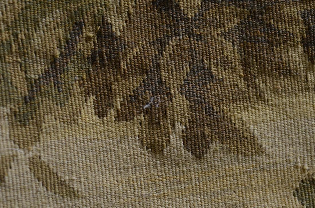 """5'8"""" X 7'9"""" Tapestry depicting a still life of birds - 4"""