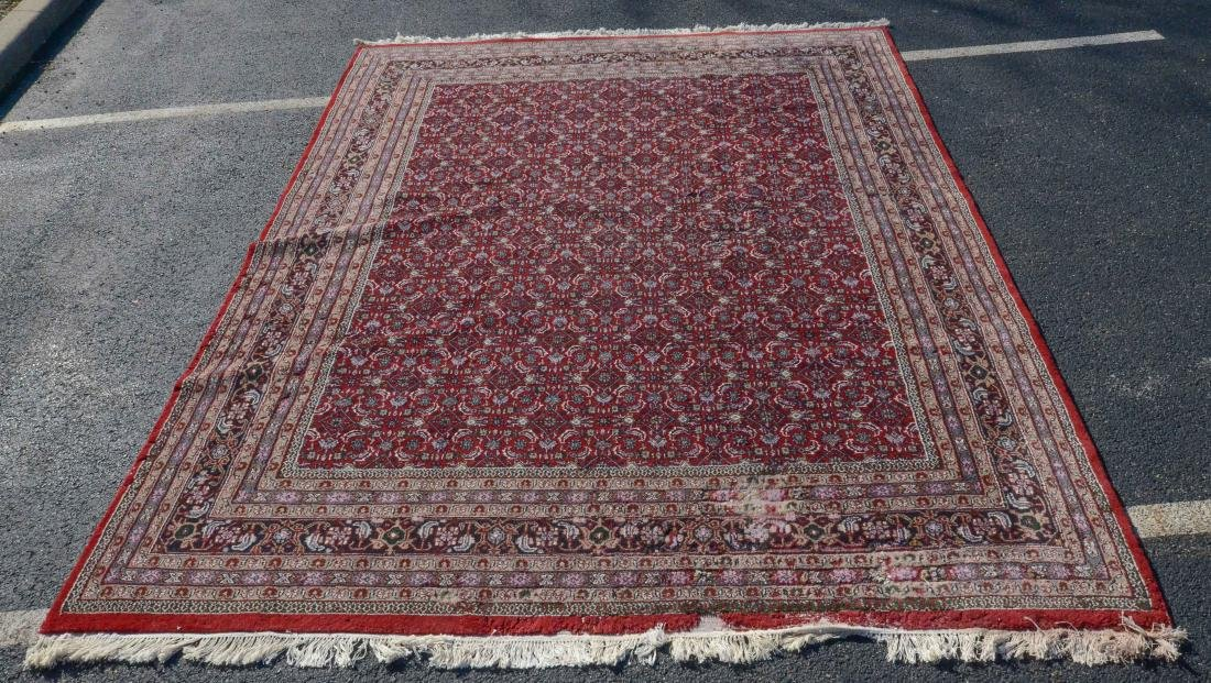 "8'8"" X 11'4"" Turkish Rug"