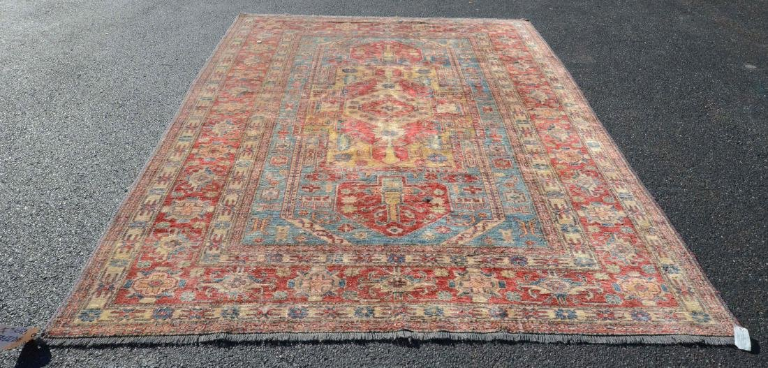 "7'3"" X 9'9"" Turkish Rug"